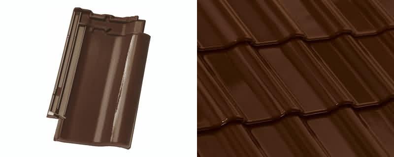 Kavos ruda glazūruota 129