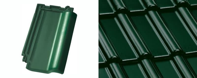 Eglės žalia glazūruota 20